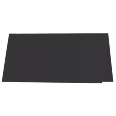 Artoz Samsa - 'Black' Card. 132mm x 103mm 270gsm A7 Place Card.