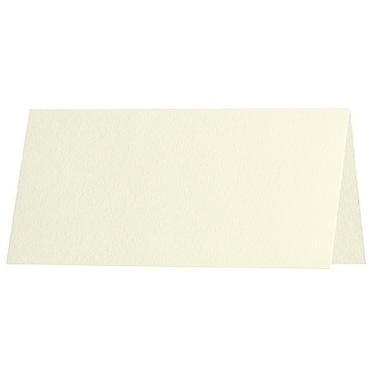 Artoz Samsa - 'Ivory' Card. 132mm x 103mm 270gsm A7 Place Card.