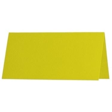 Artoz Samsa - 'Lime' Card. 132mm x 103mm 270gsm A7 Place Card.