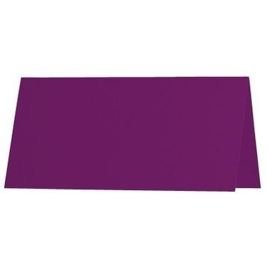 Artoz Samsa - 'Purple' Card. 132mm x 103mm 270gsm A7 Place Card.