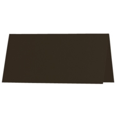 Artoz Samsa - 'Chocolate' Card. 132mm x 103mm 270gsm A7 Place Card.