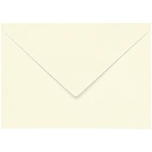 Artoz Samsa - 'Ivory' Envelope. 110mm x 75mm 135gsm C7 Gummed Envelope.