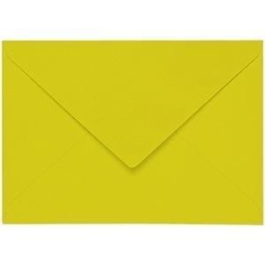 Artoz Samsa - 'Lime' Envelope. 110mm x 75mm 135gsm C7 Gummed Envelope.