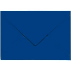 Artoz Samsa - 'Indigo' Envelope. 110mm x 75mm 135gsm C7 Gummed Envelope.