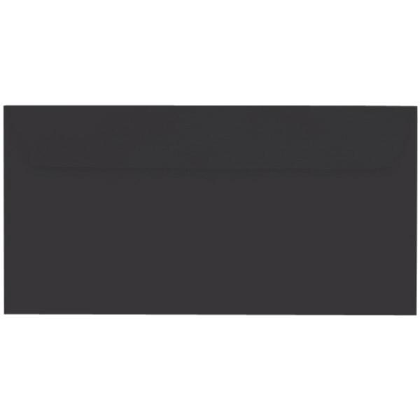 Artoz Samsa - 'Black' Envelope. 224mm x 114mm 135gsm DL Peel/Seal Envelope.