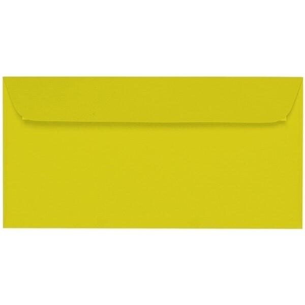 Artoz Samsa - 'Lime' Envelope. 224mm x 114mm 135gsm DL Peel/Seal Envelope.