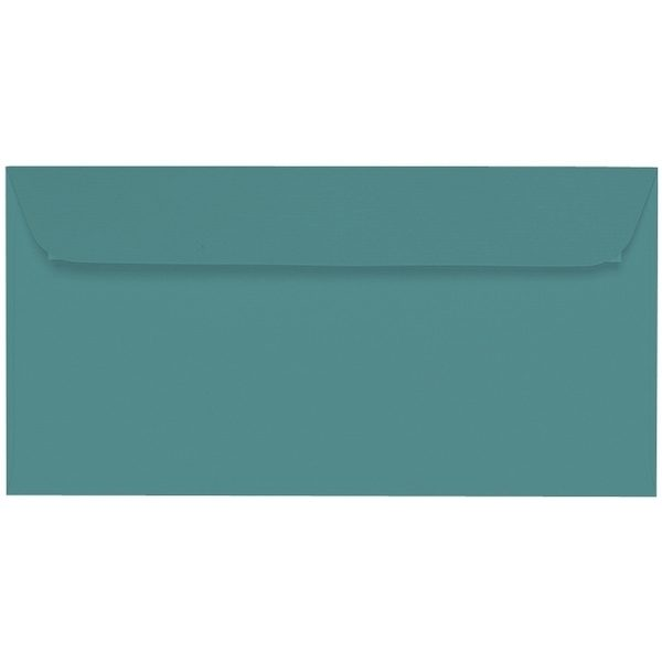 Artoz Samsa - 'Emerald Green' Envelope. 224mm x 114mm 135gsm DL Peel/Seal Envelope.