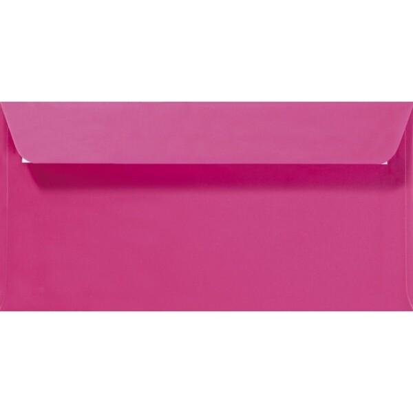 Artoz Samsa - 'Pink' Envelope. 224mm x 114mm 135gsm DL Peel/Seal Envelope.