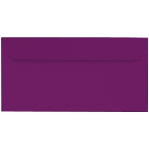 Artoz Samsa - 'Purple' Envelope. 224mm x 114mm 135gsm DL Peel/Seal Envelope.