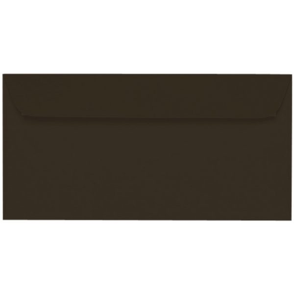 Artoz Samsa - 'Chocolate' Envelope. 224mm x 114mm 135gsm DL Peel/Seal Envelope.