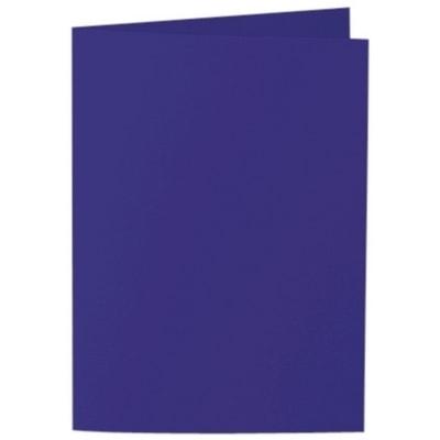 Artoz Samsa - 'Violet' Card. 210mm x 148mm 270gsm A6 Folded (Long Edge) Card.
