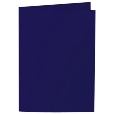 Artoz Samsa - 'Aubergine' Card. 210mm x 148mm 270gsm A6 Folded (Long Edge) Card.