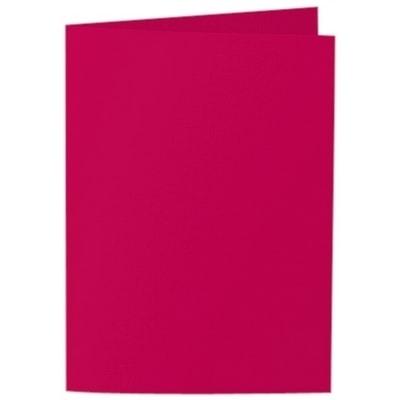 Artoz Samsa - 'Red' Card. 210mm x 148mm 270gsm A6 Folded (Long Edge) Card.