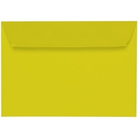 Artoz Samsa - 'Lime' Envelope. 162mm x 114mm 135gsm C6 Peel/Seal Envelope.