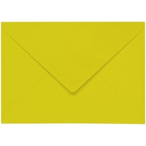 Artoz Samsa - 'Lime' Envelope. 178mm x 125mm 135gsm B6 Gummed Envelope.