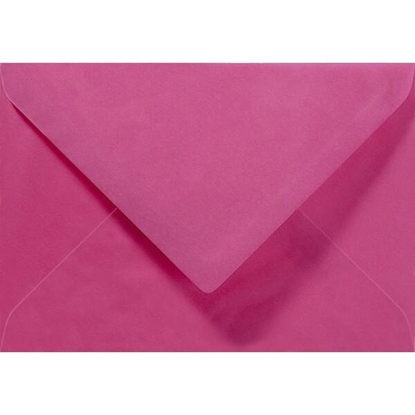Artoz Samsa - 'Pink' Envelope. 178mm x 125mm 135gsm B6 Gummed Envelope.