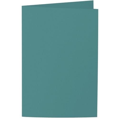 Artoz Samsa - 'Emerald Green' Card. 250mm x 180mm 270gsm E6 Bi-Fold (Long Edge) Card.