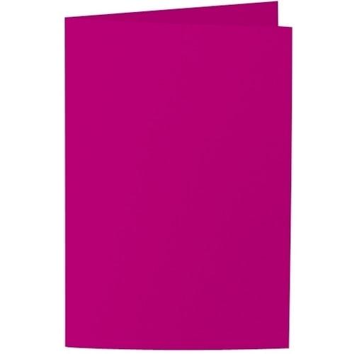 Artoz Samsa - 'Pink' Card. 250mm x 180mm 270gsm E6 Bi-Fold (Long Edge) Card.