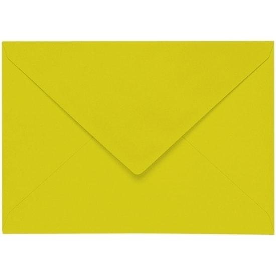 Artoz Samsa - 'Lime' Envelope. 191mm x 135mm 135gsm E6 Gummed Envelope.