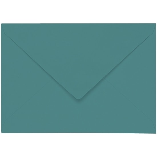 Artoz Samsa - 'Emerald Green' Envelope. 191mm x 135mm 135gsm E6 Gummed Envelope.
