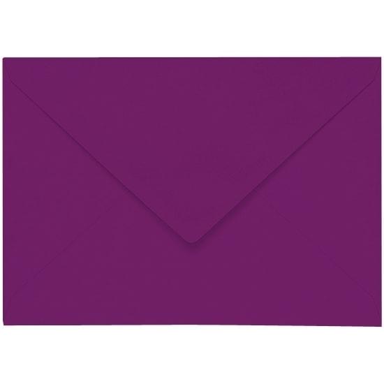 Artoz Samsa - 'Purple' Envelope. 191mm x 135mm 135gsm E6 Gummed Envelope.