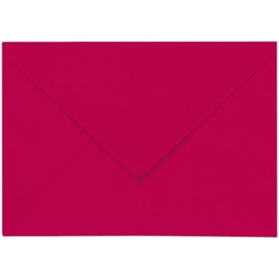 Artoz Samsa - 'Red' Envelope. 191mm x 135mm 135gsm E6 Gummed Envelope.