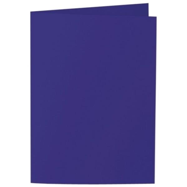Artoz Samsa - 'Violet' Card. 297mm x 210mm 270gsm A5 Folded (Long Edge) Card.