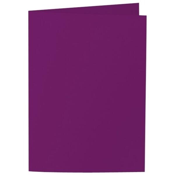 Artoz Samsa - 'Purple' Card. 297mm x 210mm 270gsm A5 Folded (Long Edge) Card.