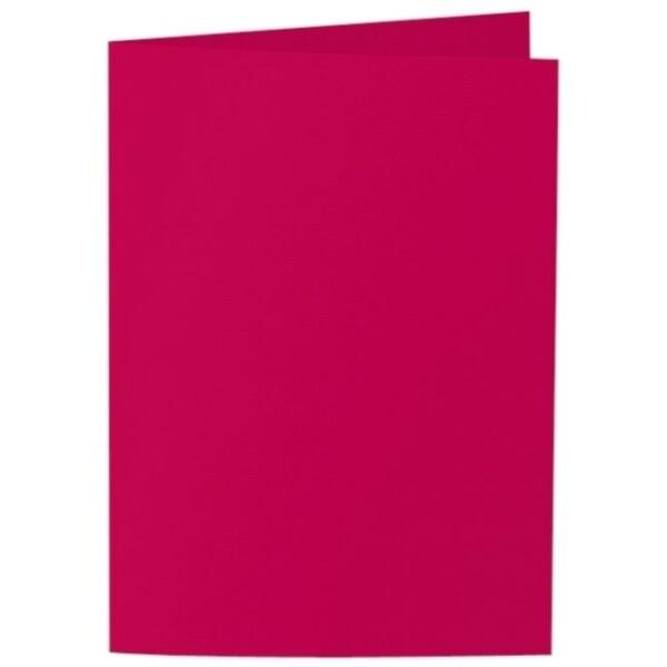 Artoz Samsa - 'Red' Card. 297mm x 210mm 270gsm A5 Folded (Long Edge) Card.