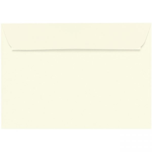 Artoz Samsa - 'Ivory' Envelope. 229mm x 162mm 135gsm C5 Peel/Seal Envelope.