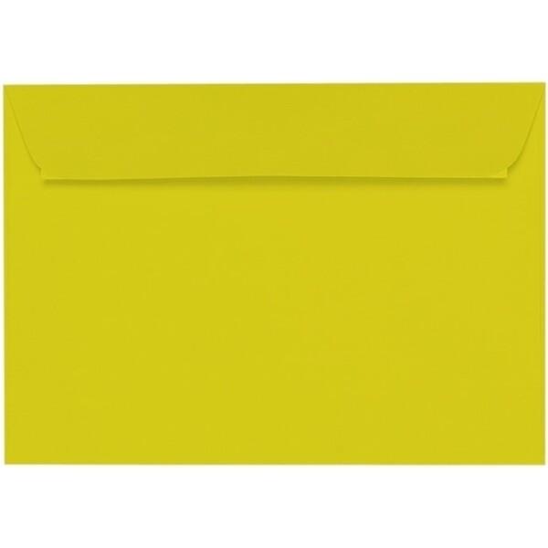 Artoz Samsa - 'Lime' Envelope. 229mm x 162mm 135gsm C5 Peel/Seal Envelope.