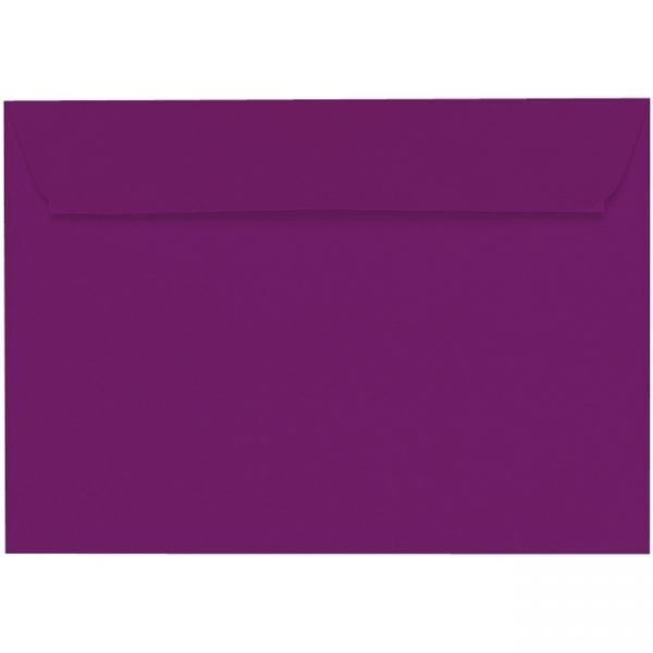 Artoz Samsa - 'Purple' Envelope. 229mm x 162mm 135gsm C5 Peel/Seal Envelope.