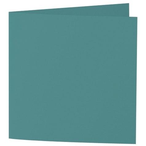 Artoz Samsa - 'Emerald Green' Card. 310mm x 155mm 270gsm Square Folded Card.