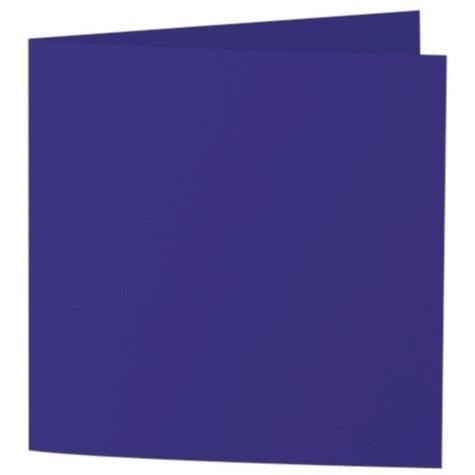 Artoz Samsa - 'Violet' Card. 310mm x 155mm 270gsm Square Folded Card.
