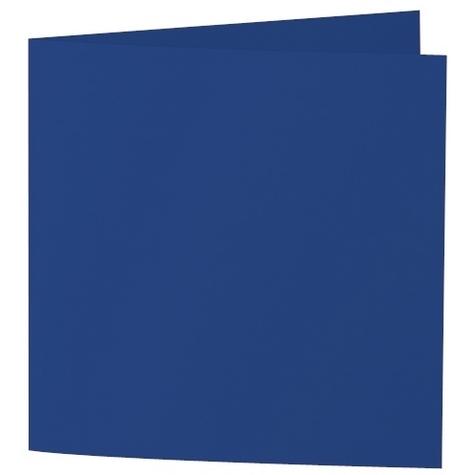 Artoz Samsa - 'Indigo' Card. 310mm x 155mm 270gsm Square Folded Card.