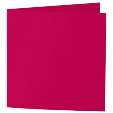 Artoz Samsa - 'Red' Card. 310mm x 155mm 270gsm Square Folded Card.