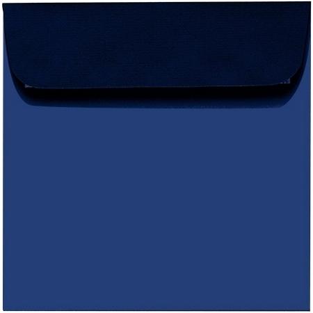 Artoz Samsa - 'Indigo' Envelope. 160mm x 160mm 135gsm Square Peel/Seal Envelope.