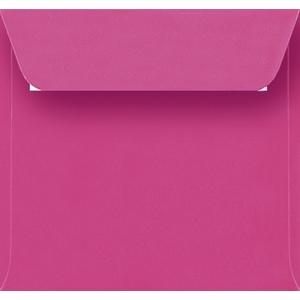 Artoz Samsa - 'Pink' Envelope. 160mm x 160mm 135gsm Square Peel/Seal Envelope.