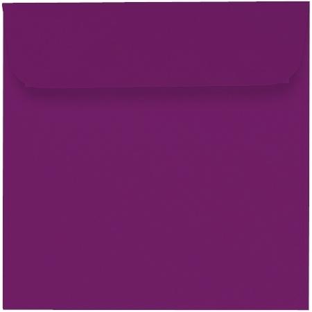 Artoz Samsa - 'Purple' Envelope. 160mm x 160mm 135gsm Square Peel/Seal Envelope.