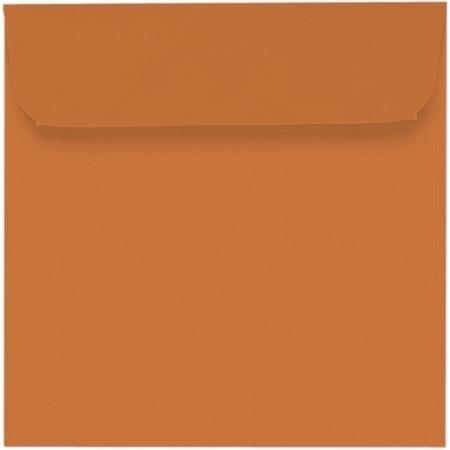 Artoz Samsa - 'Nectarine' Envelope. 160mm x 160mm 135gsm Square Peel/Seal Envelope.