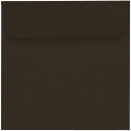 Artoz Samsa - 'Chocolate' Envelope. 160mm x 160mm 135gsm Square Peel/Seal Envelope.