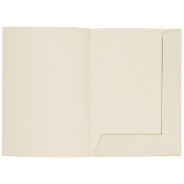 Artoz 1001 - 'Chamois' Folder. 220mm x 310mm 220gsm A4 Presentation Folder.