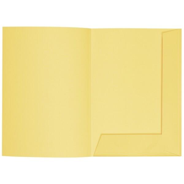 Artoz 1001 - 'Citro' Folder. 220mm x 310mm 220gsm A4 Presentation Folder.