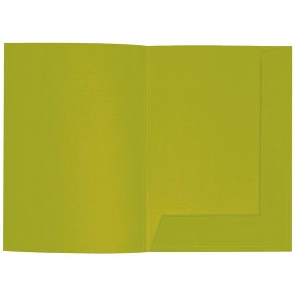 Artoz 1001 - 'Bamboo' Folder. 220mm x 310mm 220gsm A4 Presentation Folder.