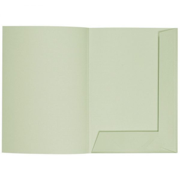 Artoz 1001 - 'Limetree' Folder. 220mm x 310mm 220gsm A4 Presentation Folder.