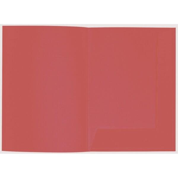 Artoz 1001 - 'Watermelon' Folder. 220mm x 310mm 220gsm A4 Presentation Folder.