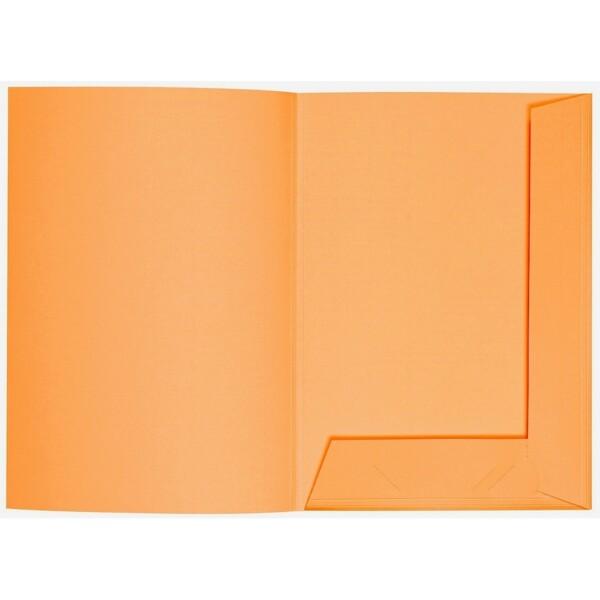 Artoz 1001 - 'Mango' Folder. 220mm x 310mm 220gsm A4 Presentation Folder.