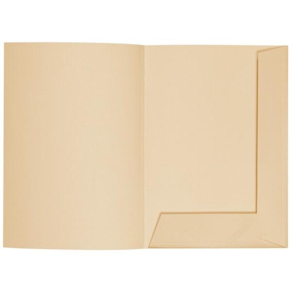 Artoz 1001 - 'Baileys' Folder. 220mm x 310mm 220gsm A4 Presentation Folder.