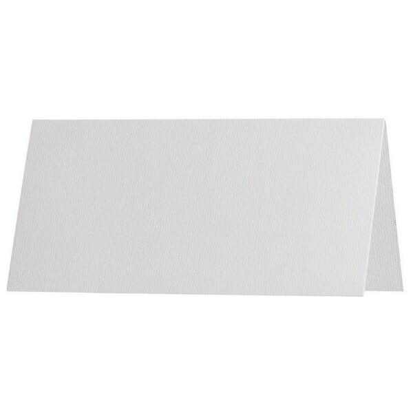 Artoz 1001 - 'Bianco White' Paper. 100mm x 90mm 100gsm Place Card Paper.