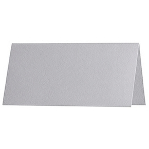 Artoz 1001 - 'Light Grey' Paper. 100mm x 90mm 100gsm Place Card Paper.